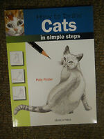 How To Draw Cats Book Art Simple Steps