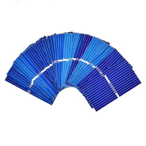 Aiyima 100pcs panneau solaire 39*19mm Cellule Solaire À faire soi-même charge batterie solaire de charge