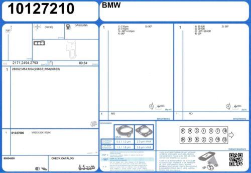 81027600 Genuine AJUSA OEM Replacement Cylinder Head Bolt Set