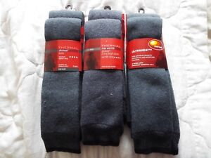 BNWT-Marks-Spencer-M-amp-S-2-Pares-de-Calcetines-Largos-Termico-Ultraheat-UK-12-5-14-5-EUR47-5