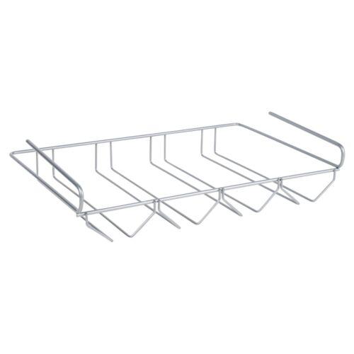 Cuisine Monté Sous-Shelf Rack Verre Vin Tasse Stockage Hanging Verres À Pied Support
