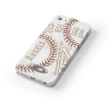 Oakley Los Angeles Anaheim Angels MLB Baseball Apple iPhone 5 5s Case Cover