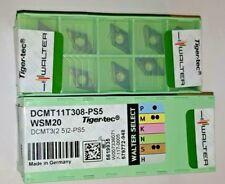 NEW WALTER TIGER-TEC CCGT09T302-PF5 WSM30  10 PCS.