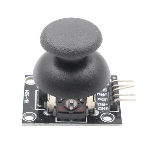 5 Pin Breakout Modul Schild Fuer Ps2 Joystick Spiel Controller 2,54 Mm PE3T9 2X