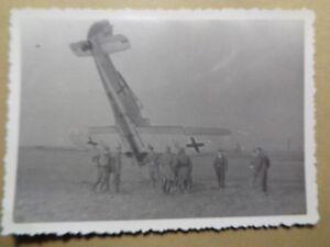 foto-luftwaffe-jagdflieger-jg27-bruch-fw190-8-JG26-Weveglheim-gelbe-15
