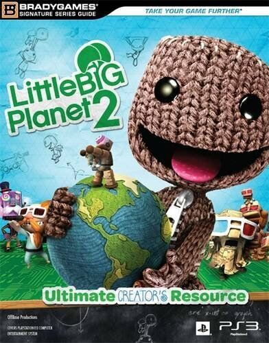 Little Big Planet 2 Signature Series (Bradygames Signature Guides) By Bradygame