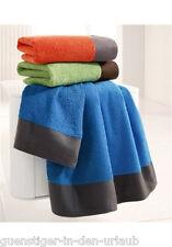 Handtuch der Marke Ecorepublic 100% Baumwolle Grün NEU