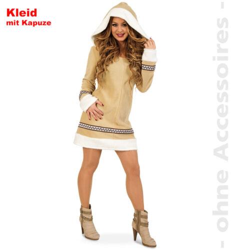 Eskimofrau Costume Femmes Esquimau Costume Inuits tailleur