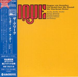 CLIQUE-SUGAR-ON-SUNDAY-JAPAN-Ltd-Ed-ISSUE-MINI-LP-CD-Fi83