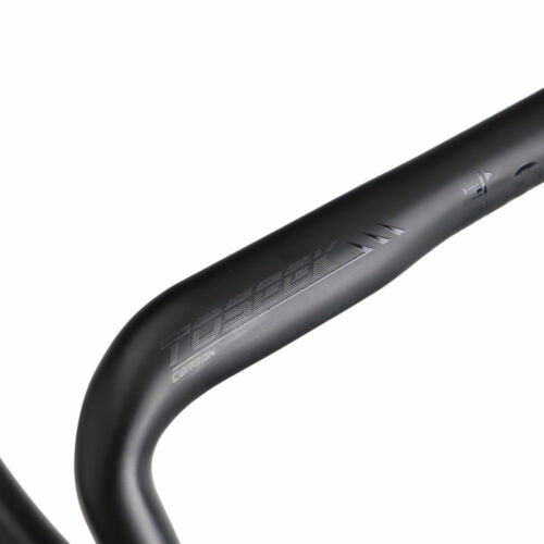Bicycle Handlebar Carbon Fiber MTB Road Racing Bike Drop Cycling Bars UD 31.8mm