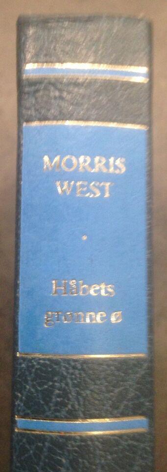 Håbets grønne ø, Morris West, genre: krimi og spænding