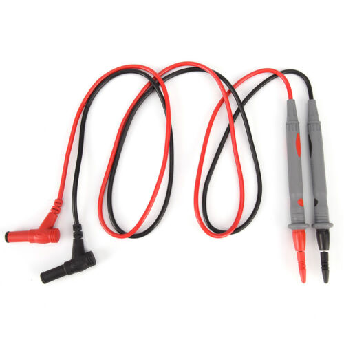 1Pair UNI-T 10A Digital Multimeter Test Leads Probe Extension Line Pen CableJKH