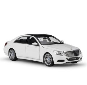 1-32-Mercedes-Benz-Clase-S-Juguetes-Diecast-Coche-Modelo-de-aleacion-de-metal-Regalo-vehiculos