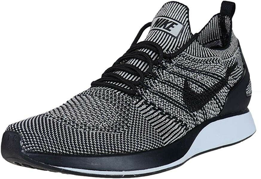Nike Air Zoom Mariah Flyknit Racer Mens 14 Light Charcoal Sock Sneakers shoes NEW