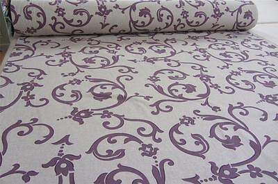 "Tamara French Linen  280cm/108"" Wide Curtain Fabric"