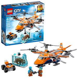 Lego City Arctic Air Transport 60193 Building Kit 277 Piece Multicolor Free