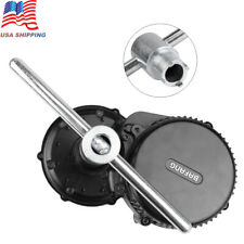 BAFANG BBS01 BBS02 BBSHD Mid Drive Motor Steel Alex Remover Wrench Tool Silver