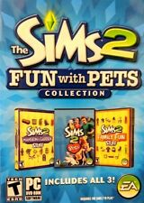 Sims 2: Fun With Pets Collection (PC, 2010)