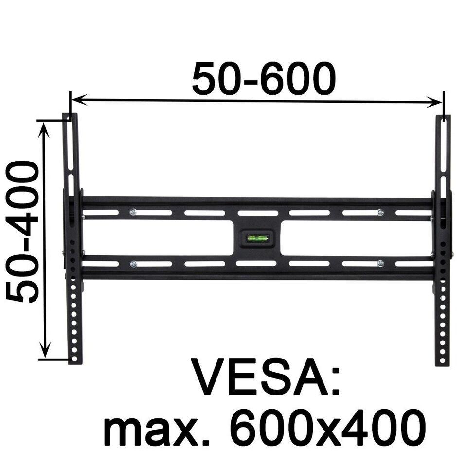 TV-ophæng for 32-63 tommer (81-160 cm.)..., TecTake
