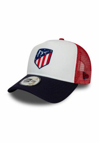 New Era Athletico FA19 Trucker Cap ATHLETICO Weiß Rot Blau