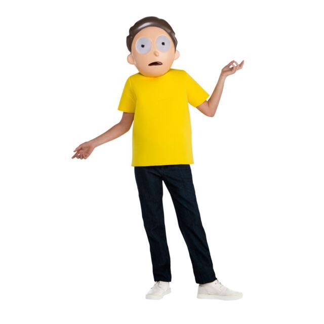 Palamon Rick and Morty Morty Child Costume 30375