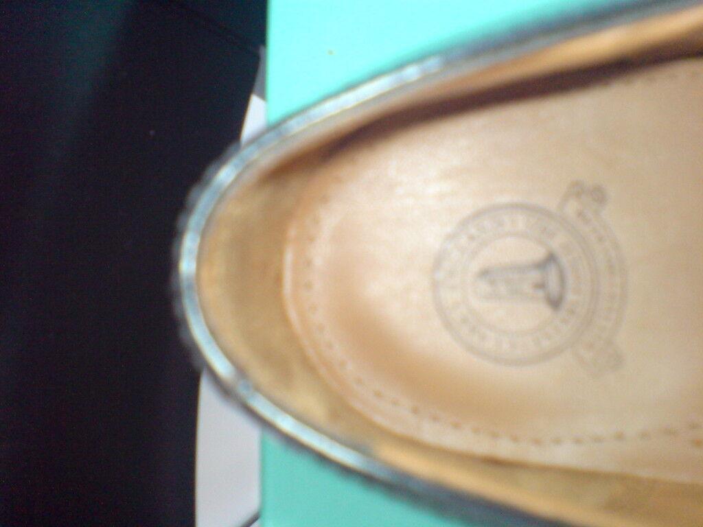 NEU Clarks Herren handgefertigt UK Formeller Schuh schwarz UK handgefertigt 10/10.5 63ba11