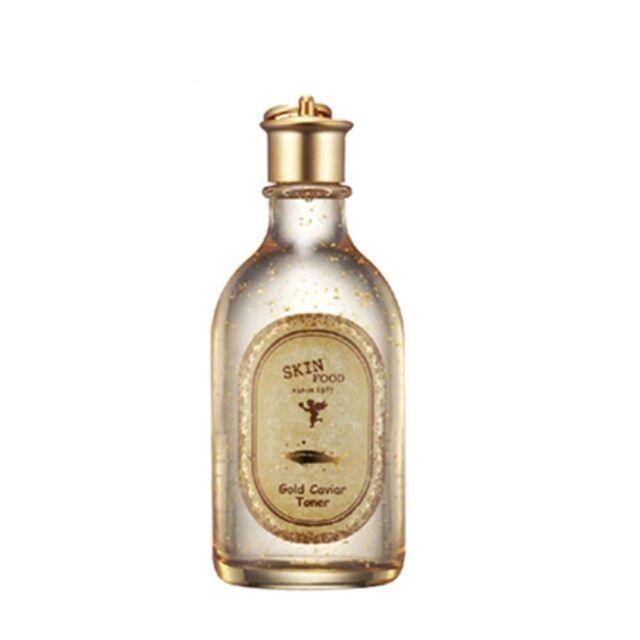 SKINFOOD Gold Caviar Toner 145ml   -Korea Cosmetics
