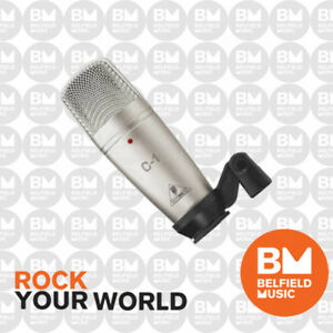 Behringer-C-1-Studio-Condenser-Microphone-Mic-C1-Belfield-Music