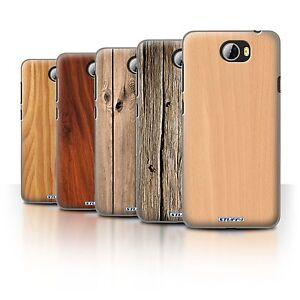 best service c11ce e1c47 Details about STUFF4 Back Case/Cover/Skin for Huawei Y5II/Y5 2/Wood Grain  Effect/Pattern