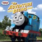 Thomas and Friends: The Adventure Begins (Thomas & Friends) by Andrew Brenner (Paperback / softback, 2015)