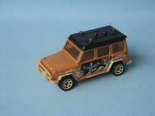Matchbox Mercedes-Benz 280GE Brown Body 70mm UB
