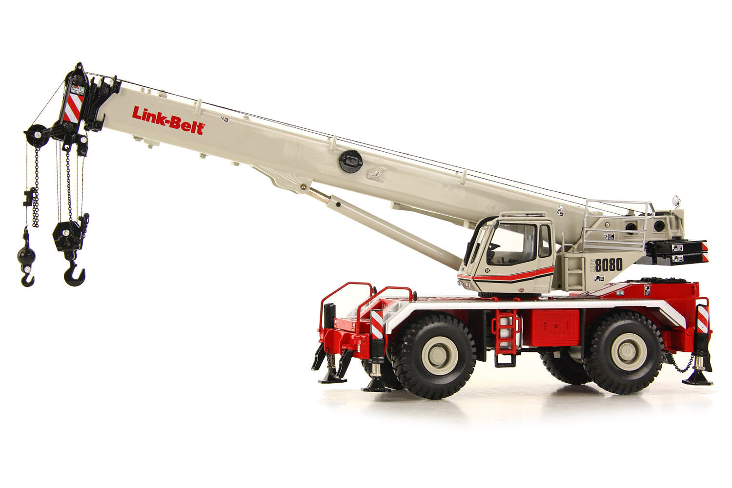 Link Belt RTC8080 Series II Rough Terrain Crane - 1 50 - Tonkin