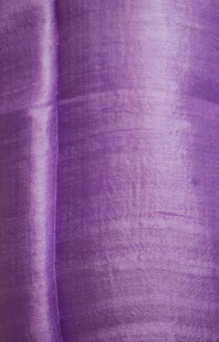 FOULARD EN PURE SOIE SAUVAGE THAÏ 6 couleurs au choix ECHARPE ETOLE
