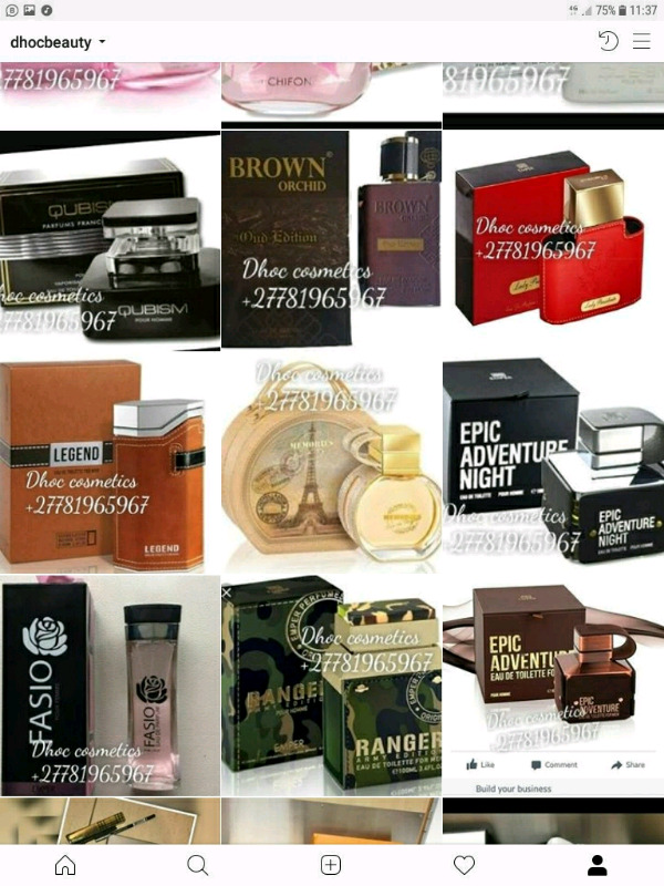 Emper Perfumes for sale | Johannesburg CBD | Gumtree Classifieds South  Africa | 359854535