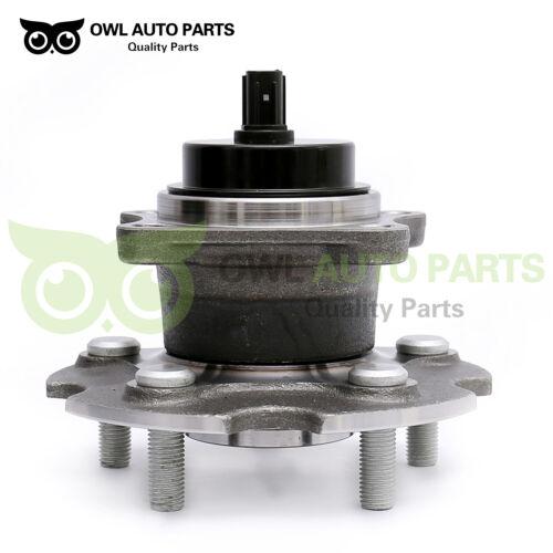 512372 REAR Wheel Bearing And Hub for Lexus HS250H Scion TC Toyota RAV4 2 Both