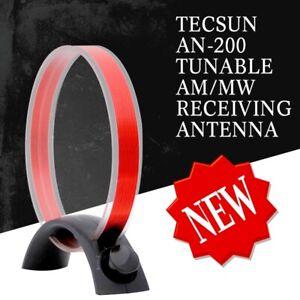 Tecsun-AN-200-Tunable-AM-Radio-Loop-Antenna-No-Battery-No-Antenna-Jack-Needed
