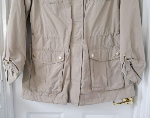 Sz14 Bnwt Stone tasche 4 era 75 Jacketwith s all'acqua M £ resistente Stormwear fTpxS