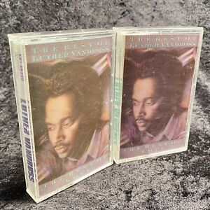 The Best Of Luther Vandross Two Cassette Set The Best Of Love 1989