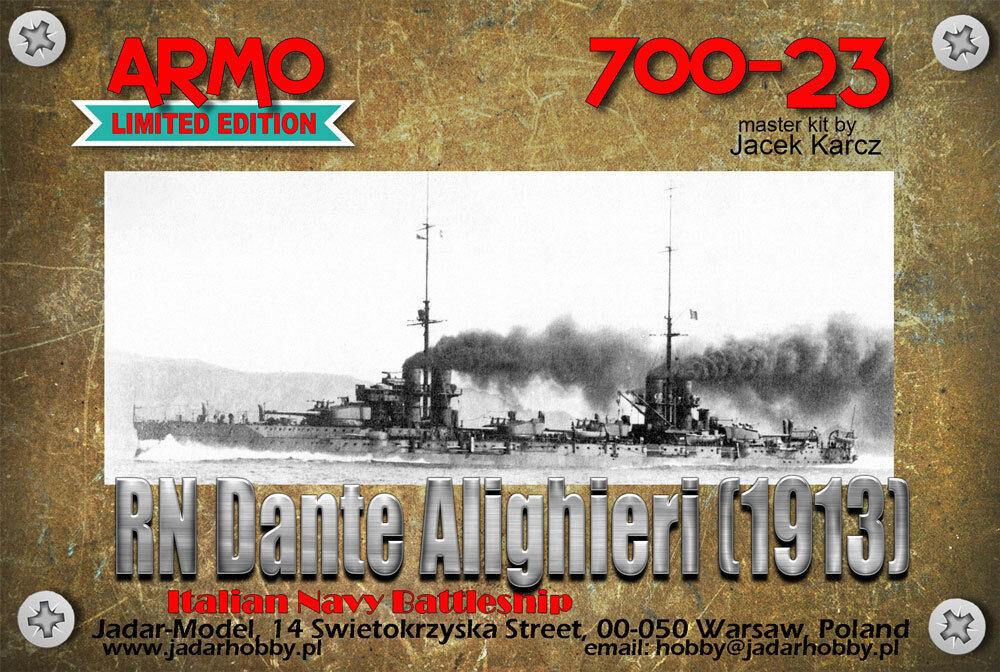 Armo 700-23 1 700 RN Dante Alighieri 1913