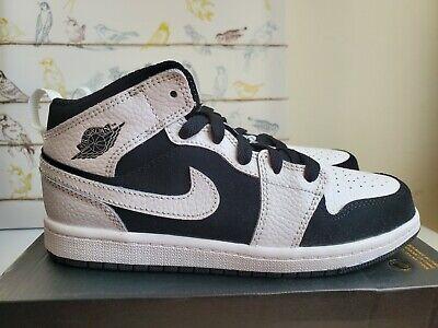 Nike Air Jordan 1 Mid /'Tuxedo/' 640734-113 PS Size 12C-13C