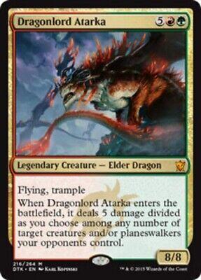 1x Dragonlord Ojutai NM-Mint English Dragons of Tarkir MTG Magic