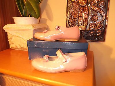 Zuckersüße Capachi Ballerina Leder rosa, Größe 34 NEUw Echtlackleder