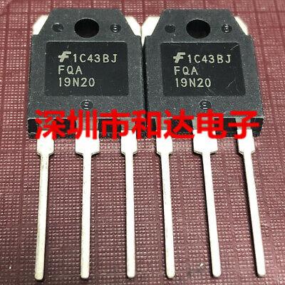 3PCS FQA34N20 Encapsulation:TO-3P,200V N-Channel MOSFET200VNMOSFET