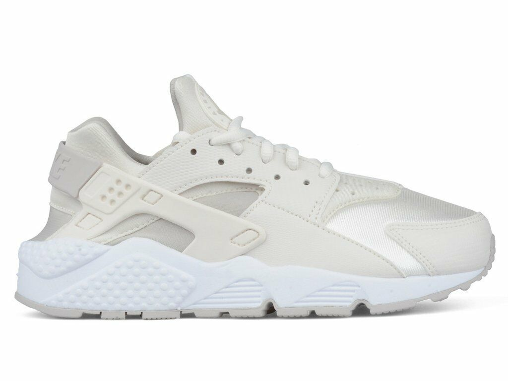 WMNS Nike Air Huarache Run SZ 5.5 Phantom Ion Ore White 634835-018