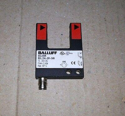 BALLUFF BGL20A-001-S49 BGL SLOT PHOTOELECTRIC SENSOR USIP