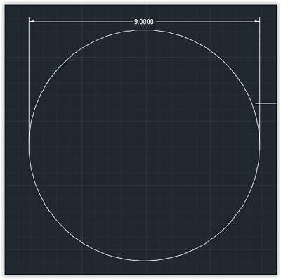 "1//16/"" x 8/"" Circle Clear Plexiglass Circle 1pc Acrylic Plastic"