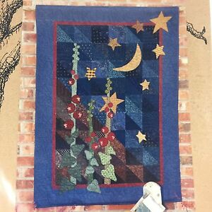 Image Is Loading Midnight Garden Quilt Pattern 41 034 X 56