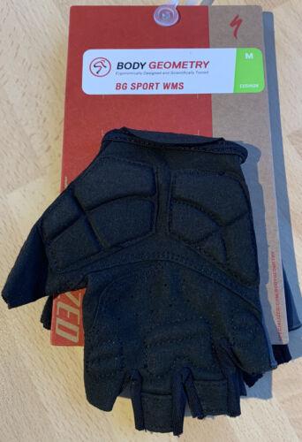 Spécialisé Women/'s Body Geometry Sport Gants Rembourré Taille moyenne-EN STOCK