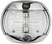 LED-Navigation-Light-Stainless-Steel-WHITE-Stern-Boat-Yacht-Sailing-NAVSS135LED