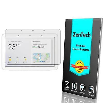 ZenTech Tempered Glass Screen Protector Guard Shield Saver For Google Nest Hub